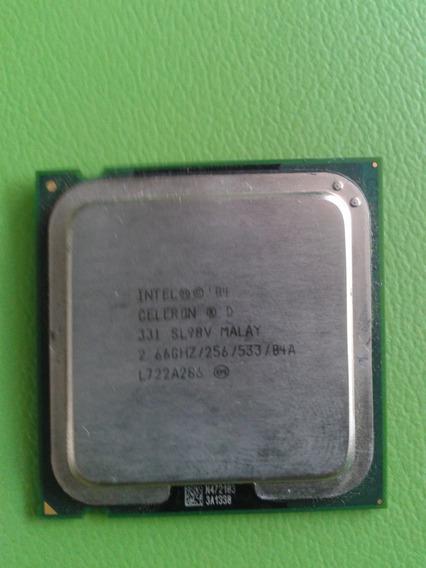 Procesador Intel® Celeron® D 331