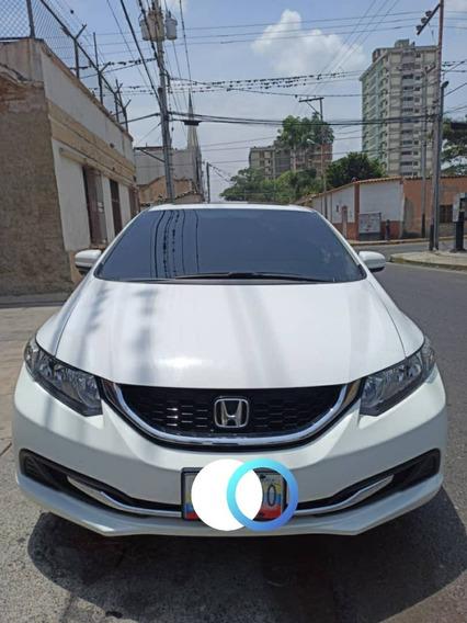 Honda Accord Civic Ex Automático 2015