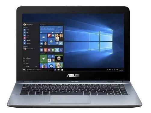 Notebook Asus X441ba-cba6a Amd A6-9225 2.6ghz Prata