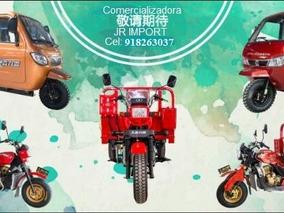 Motocarguero Desde 500/800/ C.c Con Cabina Y Timon De Auto
