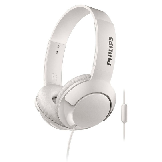 Fone De Ouvido Shl3075 Branco Philips Supra Auricular