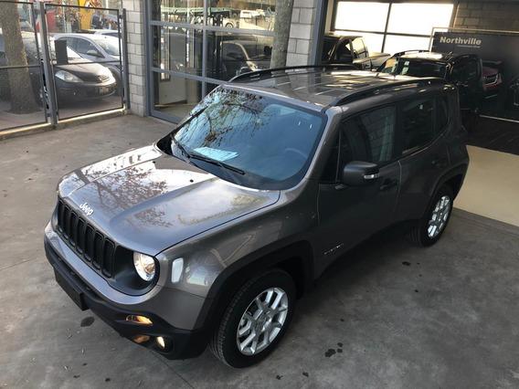 Jeep Renegade Sport Manual 0km 2020
