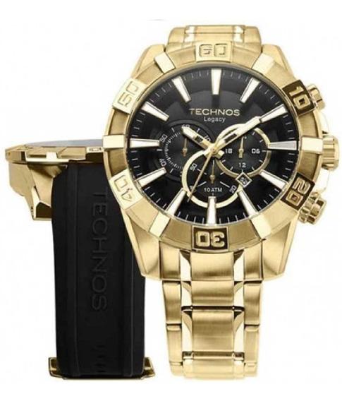 Relógio Technos Classic Legacy Os2aajac/4p