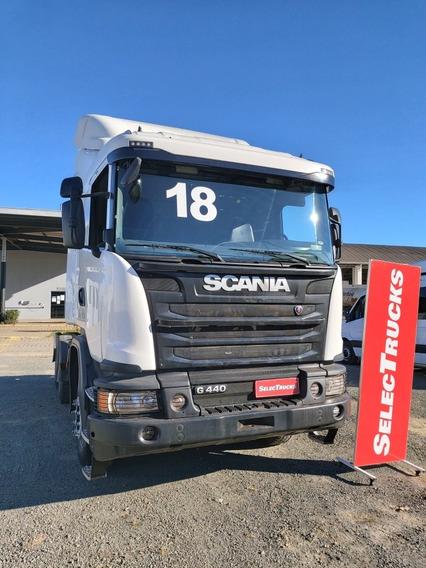 Scania G 440 6x4