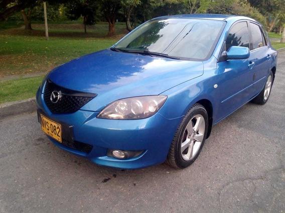 Mazda 3 2007 Mt 1.6 Aa