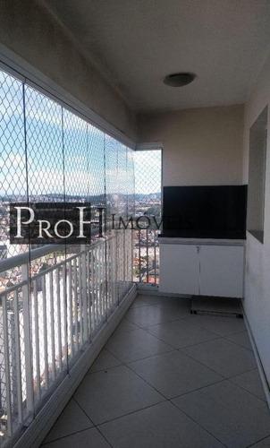 Imagem 1 de 14 de Apartamento Para Venda Em São Bernardo Do Campo, Centro, 2 Dormitórios, 1 Suíte, 2 Banheiros, 2 Vagas - Arcatais
