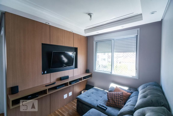 Apartamento No 2º Andar Com 2 Dormitórios E 1 Garagem - Id: 892971542 - 271542