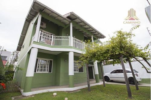 Casa Residencial À Venda, Moinhos De Vento, Canoas. - Ca0393