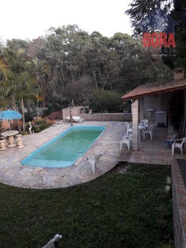 Chácara Com 2 Dormitórios À Venda, 680 M² Por R$ 490.000 - Boa Vista - Mairiporã/sp - Ch0284
