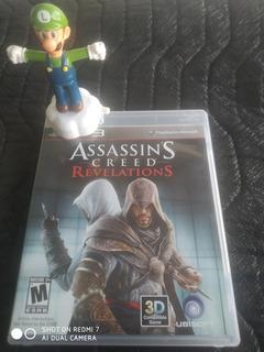 Assassins Creed: Revelations Ps3 Fisico