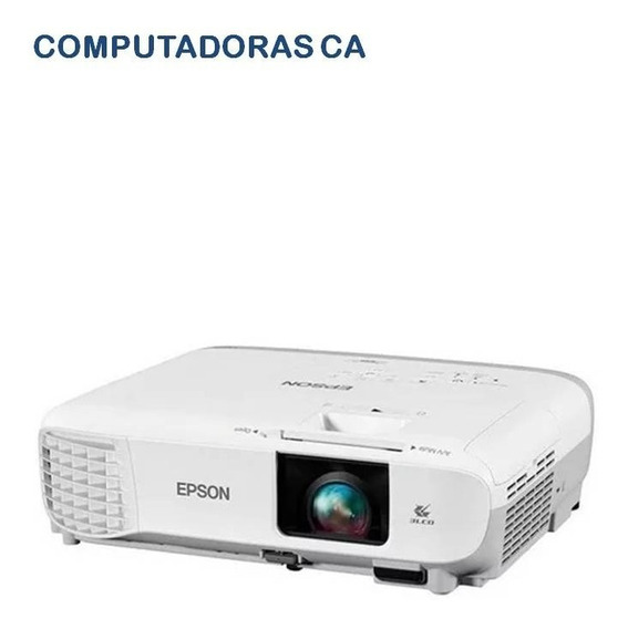Proyector Video Beam Epson Powerlite H854a S39
