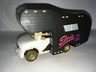 Disney Cars Elvis Presley Rv