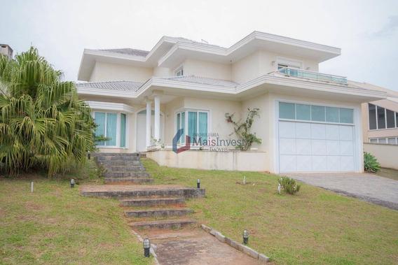 Casa Agradável No Condomínio Graciosa 4 Quartos, Face Norte - Ca0099
