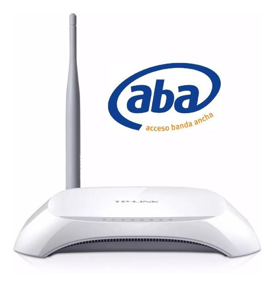 Modem Tp-link Adsl2 Td-8616 Banda Ancha Red Internet Tienda