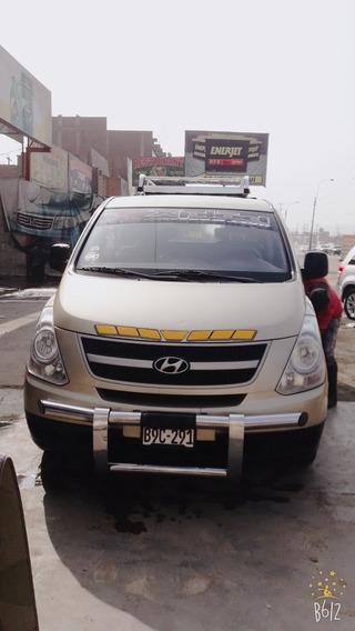 Hyundai H1 Minivan