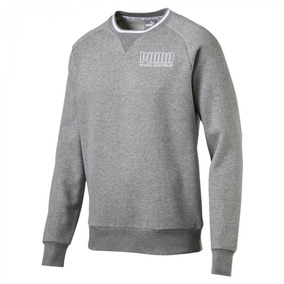 Moletom Puma Athletics Crew Masculino 85413503