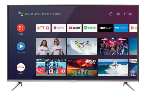 Smart Tv Tcl 50 Polegadas 4k Uhd Led Hdmi Usb 50sk8300