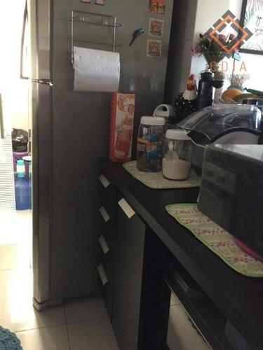 Imagem 1 de 17 de Apartamento 70 M², 3 Dormitórios Sendo 1 Suíte, 1 Vaga, Lazer Completo R$ 400.000,00 - Ap54582
