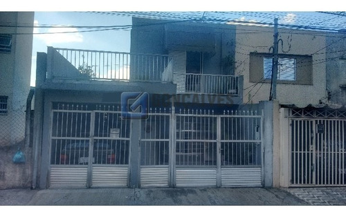 Venda Sobrado Sao Bernardo Do Campo Jardim Olavo Bilac Ref:  - 1033-1-141097