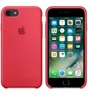 Estuche iPhone 7 Y 8 Forro iPhone 7 Y 8 Plus Silicone Case