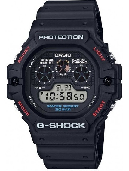 Relógio G Shock Dw-5900-1 Colecionador