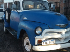 Chevrolet Otros Modelos Año 54 6 Cilindros