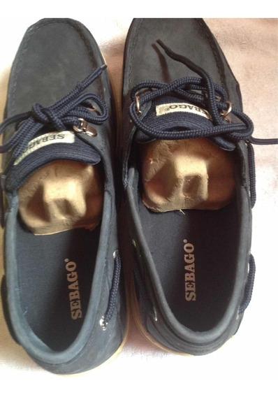 Oferta!! Zapatos Náuticos Sebago Clovehitch 2, No.8 Original