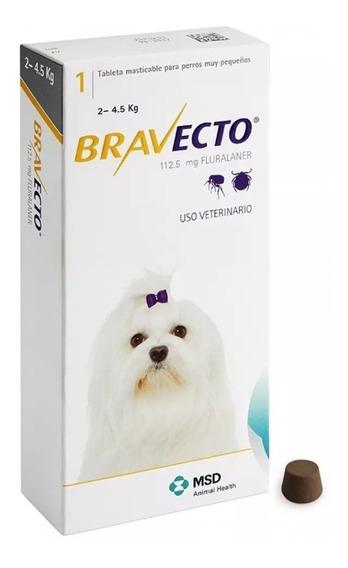 Bravecto 2 - 4.5 Kg