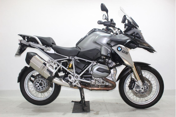 Bmw R 1200 Gs Premium 2013 Preta