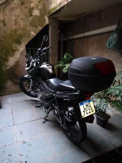 Yamaha Ybr 150 Factor Ed 2019