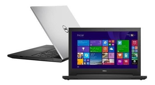 Notebook Dell Inspiron Core I5 4210u 4gb 1tb