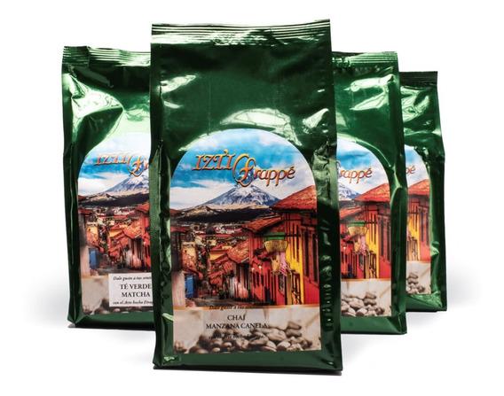 Té Chaí Manzana Saborizante Frappé Gourmet Iztic 4 Kg