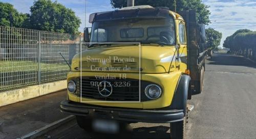 Caminhão  Mercedes 1113 Ano 73 Truck Graneleiro