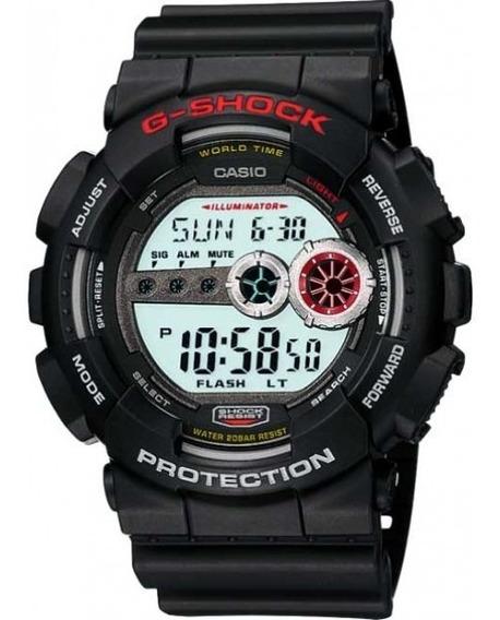 Promoção Relógio Casio G-shock Digital Gd-100-1adr Original
