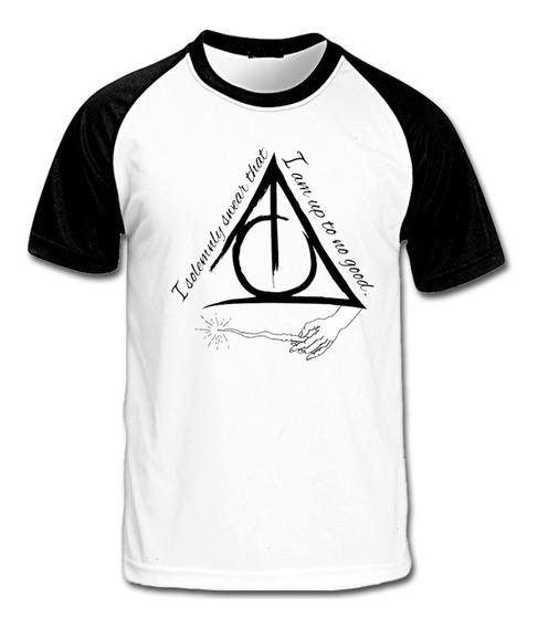 Camiseta Harry Potter I Solemnly Swear I