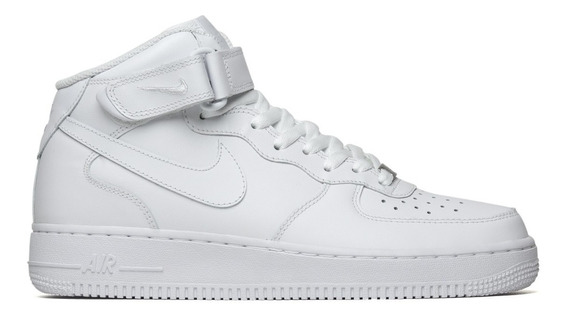 Tênis Sneakers Air Force Masculino Ft Original Cano Alto