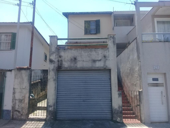 Sobrado Com 2 Dormitórios À Venda, 120 M² De Construção Com 420 M² De Terreno Por R$ 800.000,00 - Jardim Monte Kemel - São Paulo/sp. Confira! - So0187