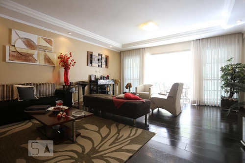 Apartamento À Venda - Higienópolis, 4 Quartos,  200 - S892970653