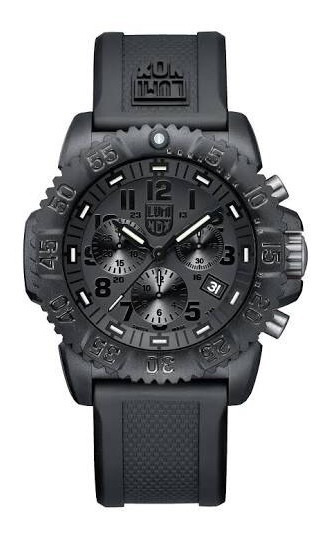 Relógio Luminox Navy Seal Colormark Chronograph 3081.bo