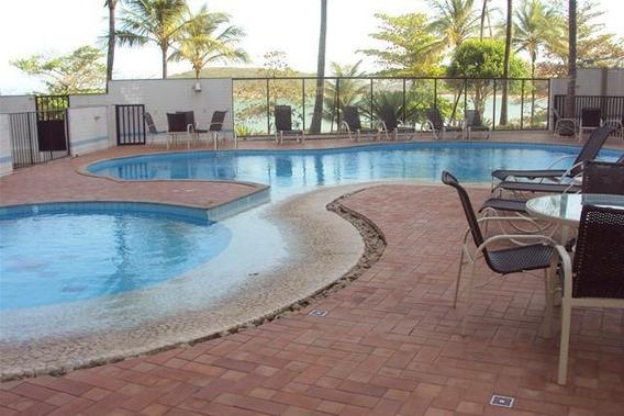 Apartamento Em Enseada Azul, Guarapari/es De 120m² 3 Quartos Para Locação R$ 550,00/dia - Ap334155
