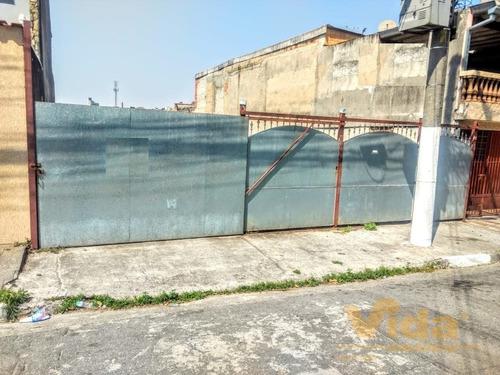 Terreno A Venda  Em Pestana  -  Osasco - 43734