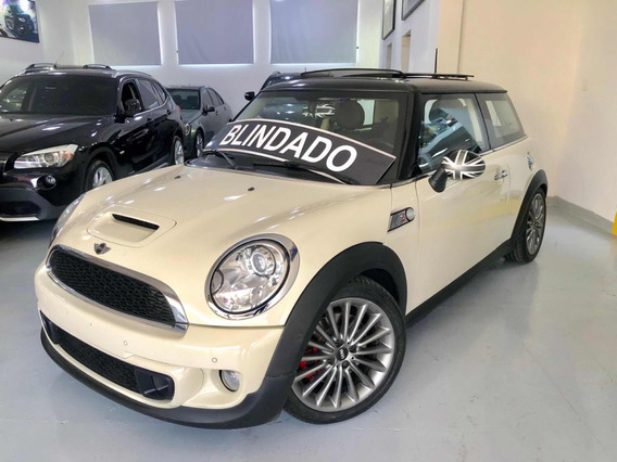 Mini Cooper 1.6 S 16v Turbo Gasol 2p Aut Blind Guardian N3a