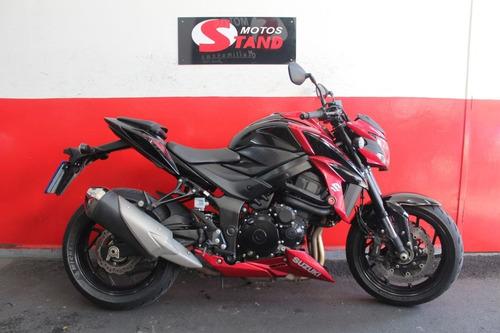 Imagem 1 de 11 de Suzuki Gsxs Gsx S Gsx-s 750 Abs 2020 Vermelha Vermelho