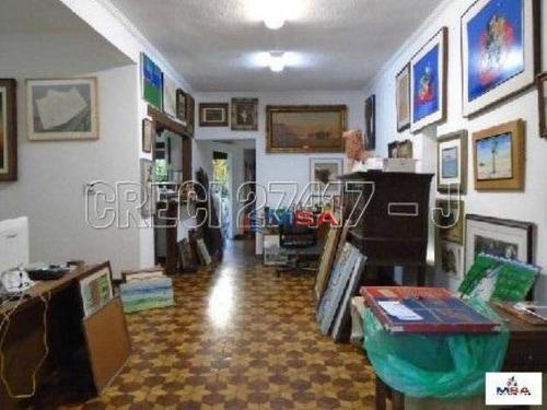 Imagem 1 de 17 de Casa À Venda, 318 M² Por R$ 1.600.000,00 - Pompeia - São Paulo/sp - Ca0991