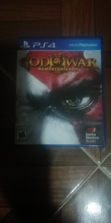 Good Of War 3 Ps4