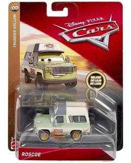 Disney Pixar Cars Roscoe Deluxe Original