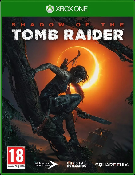 Shadow Of The Tomb Raider Xbox One Mídia Digital