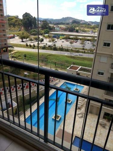 Imagem 1 de 30 de Apartamento Residencial À Venda, Jardim Flor Da Montanha, Guarulhos. - Ap2108