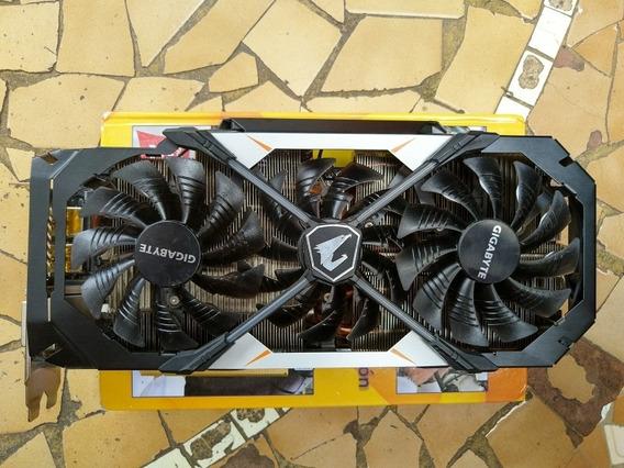Aorus Nvidia Geforce Gtx 1080 8gb 11gbps Oc