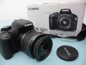 Câmera Canon Rebel T2i (550d)